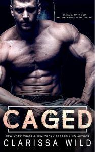 Caged (Savage Men #1) by Clarissa Wild