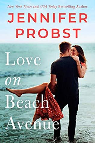 Love on Beach Avenue (The Sunshine Sisters #1) by Jennifer Probst