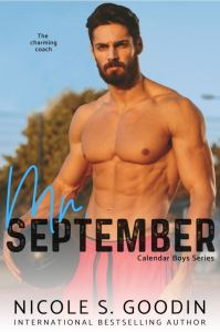 Mr. September by Nicole S. Goodin