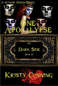 One Apocalypse (The Dark Side #4) by Kristy Cunning