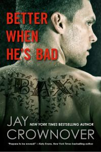 Better When He's Bad (Welcome to the Point #1) by Jay Crownover