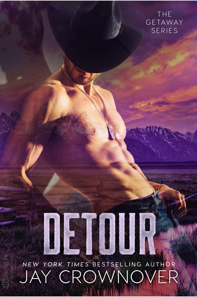 Detour (Getaway #5) by Jay Crownover