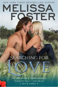 Searching for Love (Pleasant Hill - Oak Falls #6) by Melissa Foster