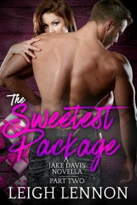 The Sweetest Package (Jake Davis #2) by Leigh Lennon