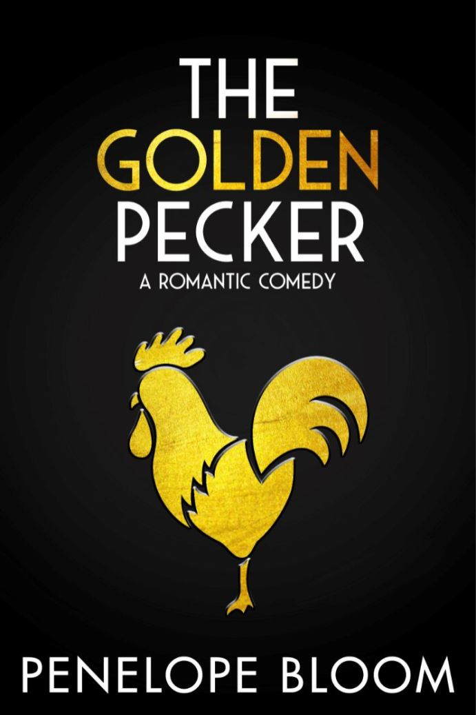 The Golden Pecker by Penelope Bloom