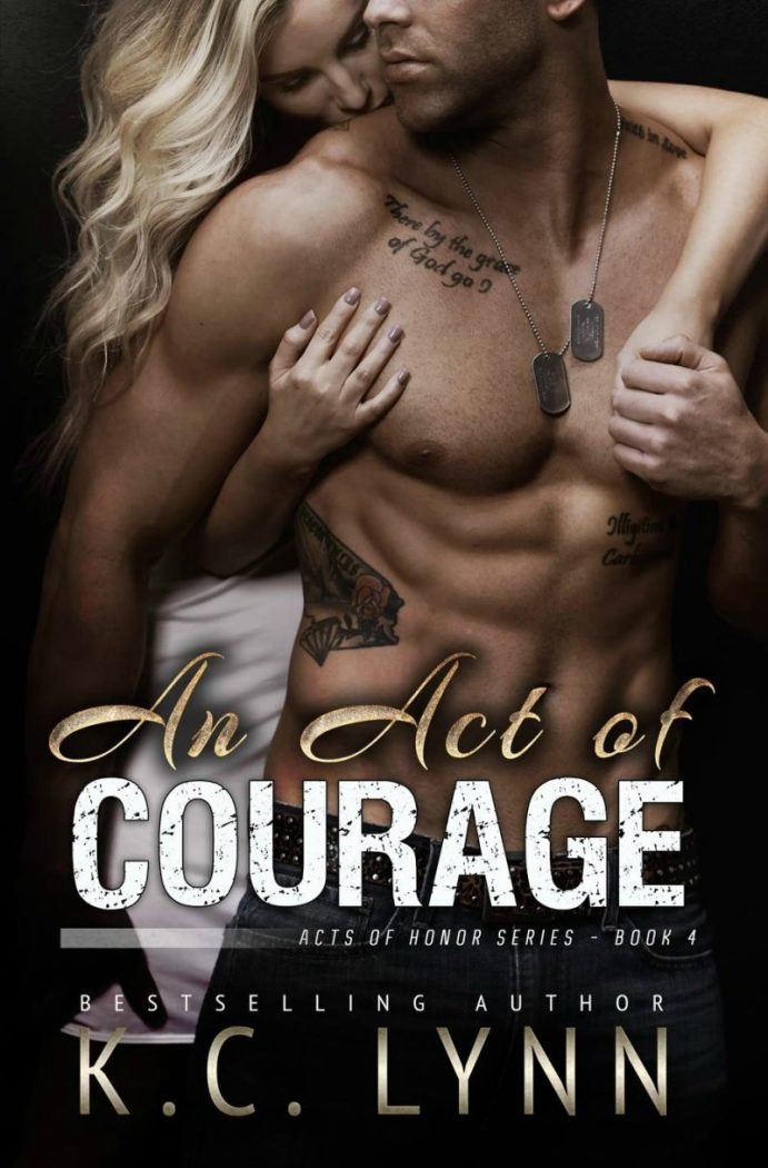 An Act of Courage by KC Lynn
