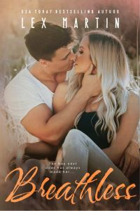 Breathless (Texas Nights #3) by Lex Martin