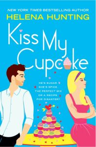 Cover Reveal Kiss My Cupcake by Helena Hunting