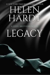 Cover Reveal Legacy by Helen Hardt