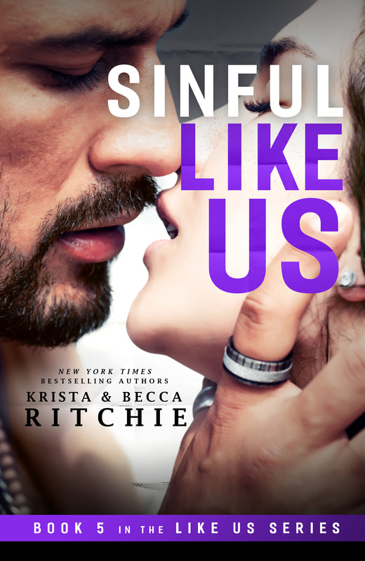 Sinful Like Us (Like Us #5) by Krista Ritchie