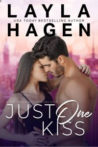 Just One Kiss (Very Irresistible Bachelors #2) by Layla Hagen