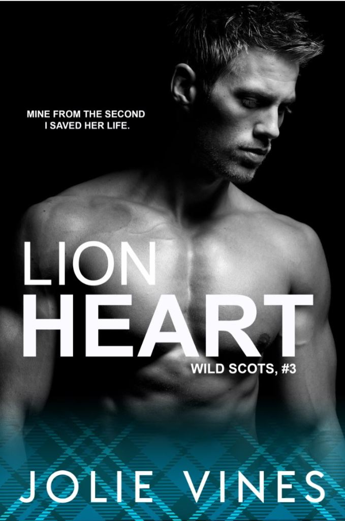 Lion Heart by Jolie Vines