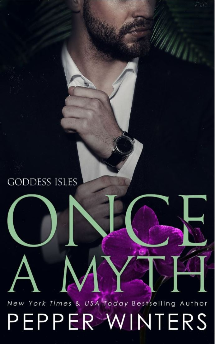 Once A Myth (Goddess Isles #1) by Pepper Winters
