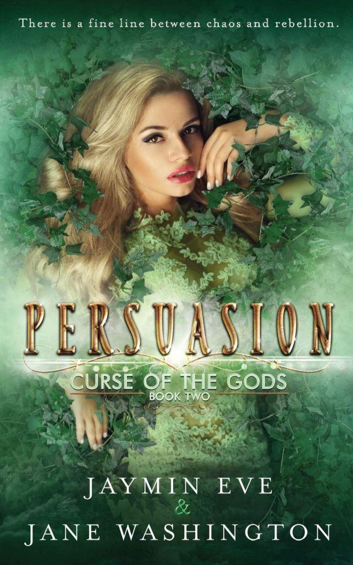 Persuasion by Jaymin Eve & Jane Washington