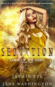 Seduction by Jaymin Eve & Jane Washington