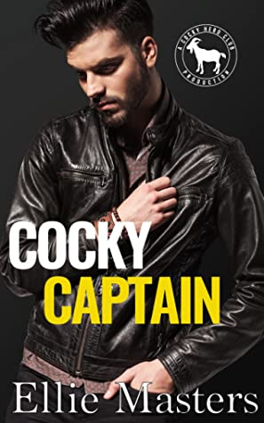 Cocky Captain (Cocky Hero Club) by Ellie Masters