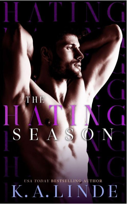 The Hating Season by K.A. Linde