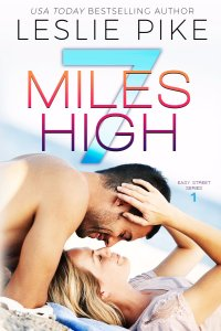 7 Miles High by Leslie Pike