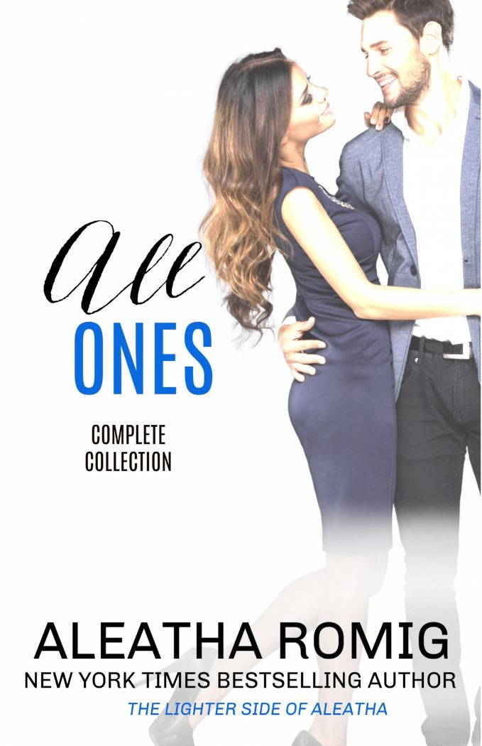 All ONES Complete Collection by Aleatha Romig
