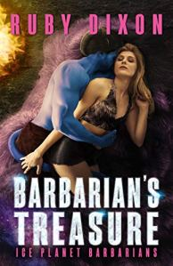 Barbarian's Treasure by Ruby Dixon