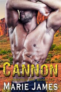 Cannon by Marie James