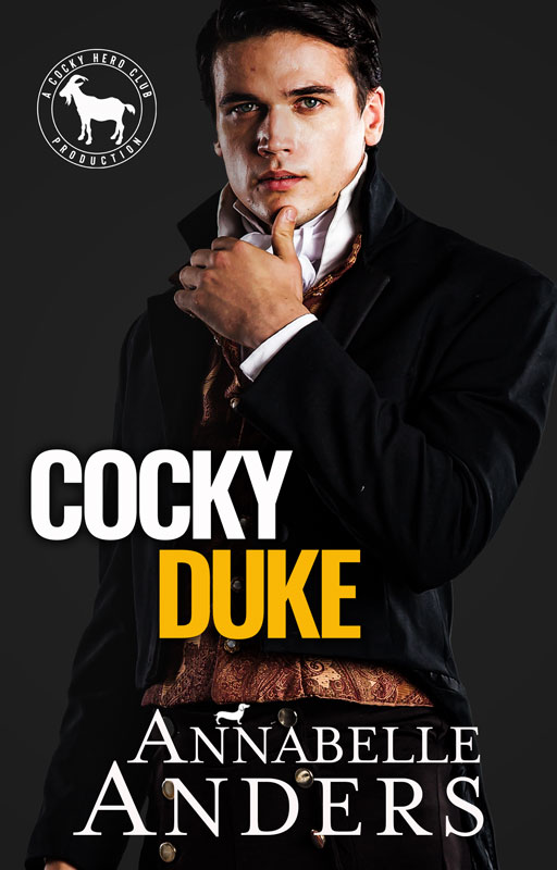 Cocky Duke by Annabelle Anders