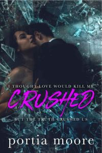 Cover Reveal Crushed by Portia Moore