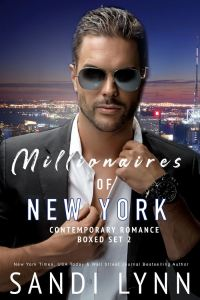 Millionaires of New York Boxed Set 2 by Sandi Lynn
