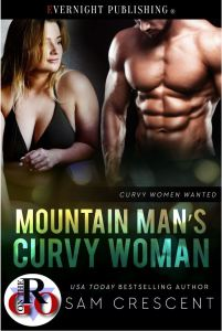 Mountain Man's Curvy Woman by Sam Crescent