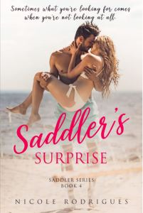 Saddler's Surprise by Nicole Rodrigues