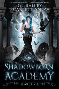 Shadowborn Academy Year Three by G. Bailey