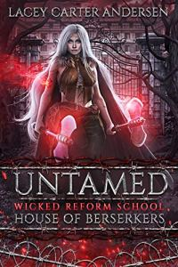 Cover Reveal Untamed by Lacey Carter Andersen
