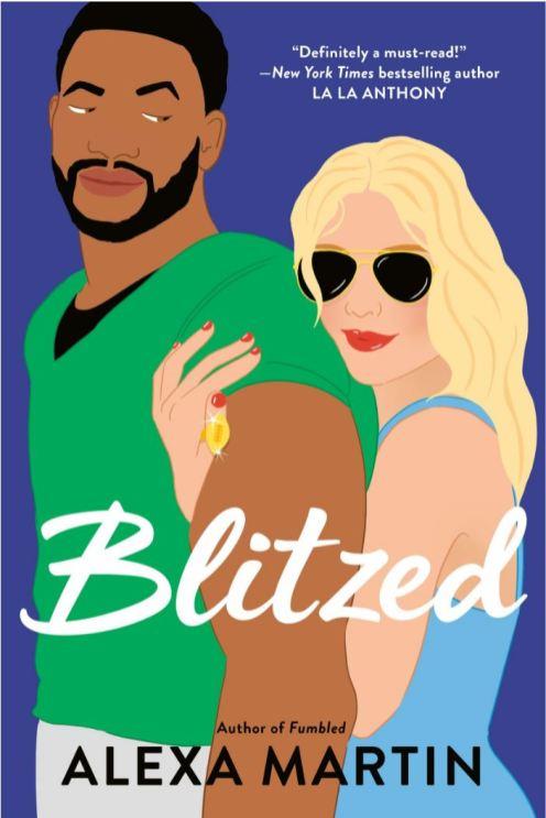 Blitzed by Alexa Martin