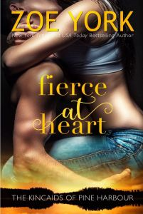 Fierce at Heart by Zoe York