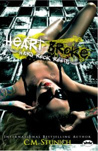 Heart Broke (Hard Rock Roots #8) by CM Stunich