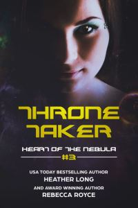 Throne Taker by Heather Long