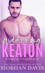 Adoring Keaton by Siobhan Davis