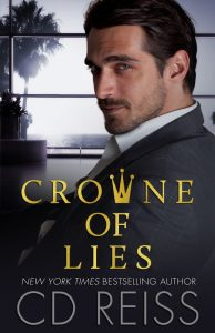 Crowne of Lies by CD Reiss