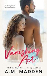 Vanishing Act by A.M. Madden