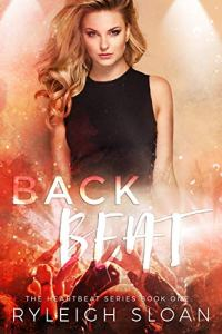 Cover Reveal Back Beat by Ryleigh Sloan
