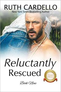 Cover Reveal Reluctantly Rescued by Ruth Cardello