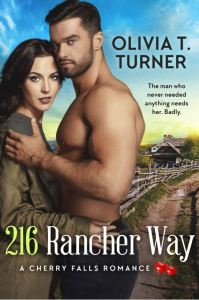 216 Rancher Way by Olivia T. Turner