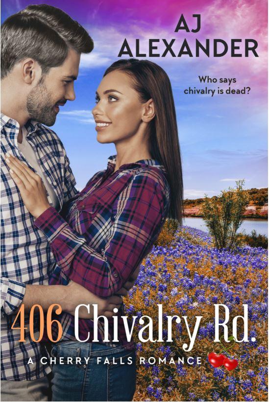406 Chivalry Road by AJ Alexander
