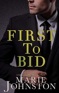 First to Bid by Marie Johnston