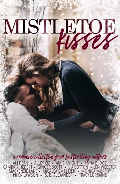 Mistletoe Kisses Charity Anthology