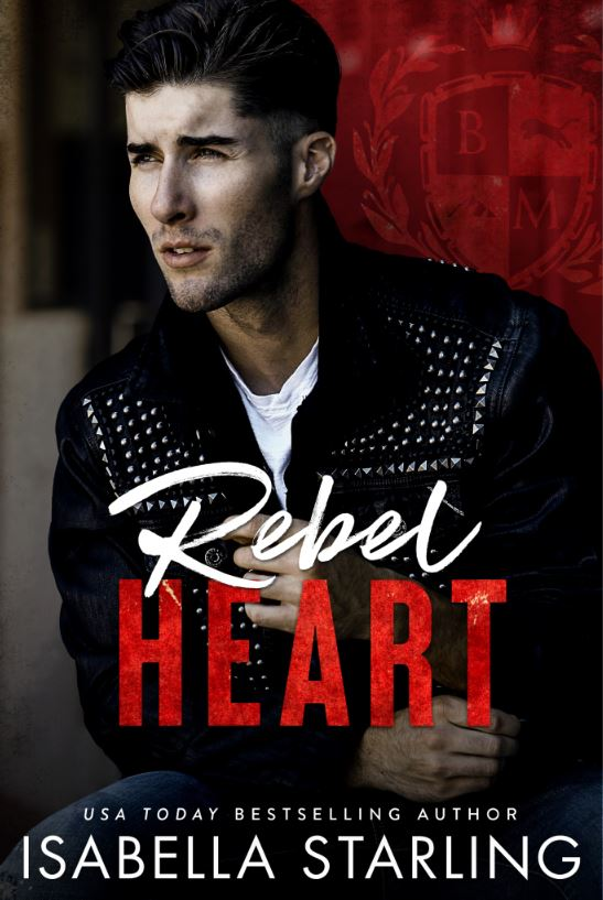 Rebel Heart by Isabella Starling