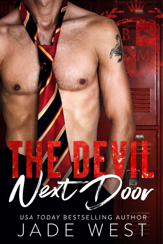 The Devil Next Door by Jade West