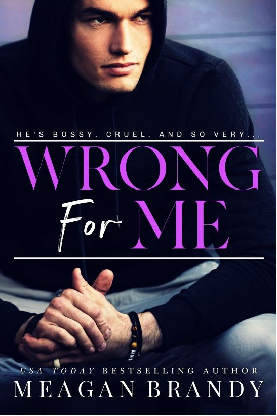 WRONG FOR ME by Meagan Brandy
