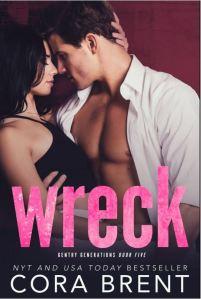Excerpt Wreck by Cora Brent