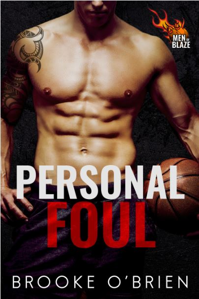 Personal Foul by Brooke O'Brien